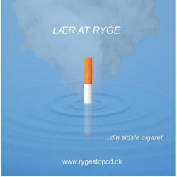 Lær at ryge... din sidste cigaret (CD)