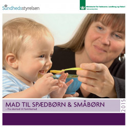 NY VERSION PÅ TRAPPERNE Mad til spædbørn & småbørn - fra skemad til familiemad (bog)