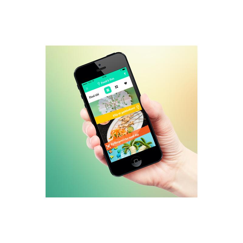 App: Food & Fun