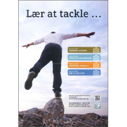 LÆR AT TACKLE plakat