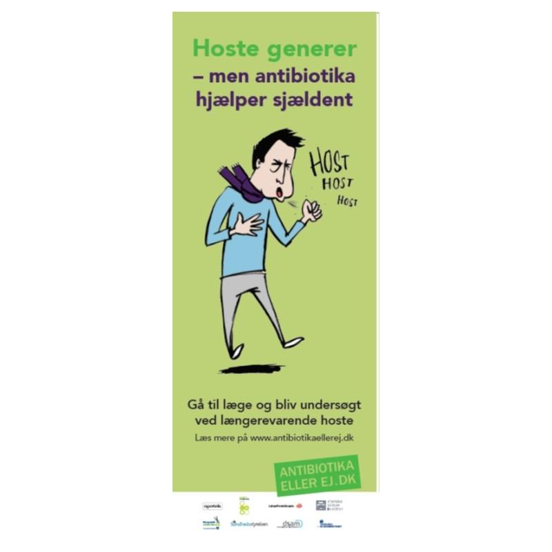 Hoste Antibiotika Plakat