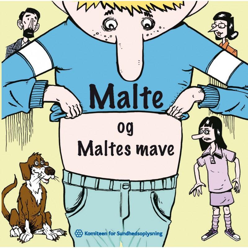 Malthe og Malthes mave