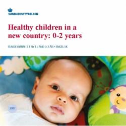 Sunde børn i et nyt land, Engelsk (E-bog)