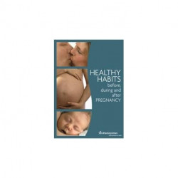 Sunde vaner - før, under og efter graviditet Engelsk (E-bog)