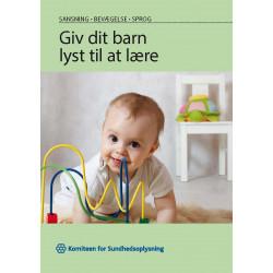 Giv dit barn lyst til at lære (bog)
