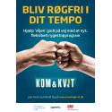 Kom & Kvit-materialer visitkort