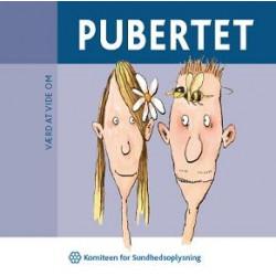 Pubertet, Værd at vide om - UDSOLGT (hæfte)