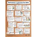 Smitsomme sygdomme hos børn (Plakat)