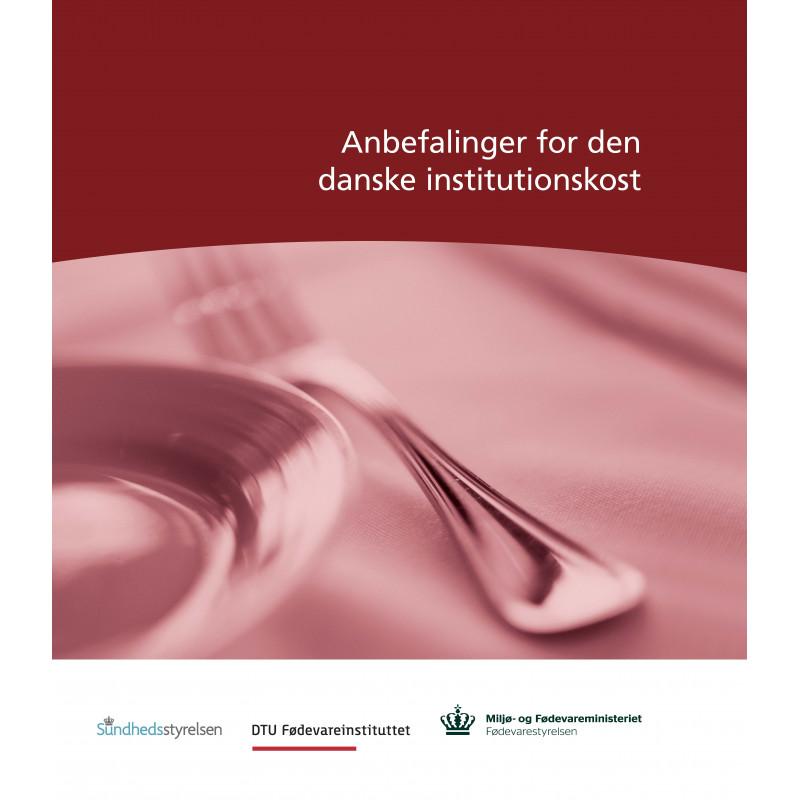 Anbefalinger for den danske institutionskost (bog)