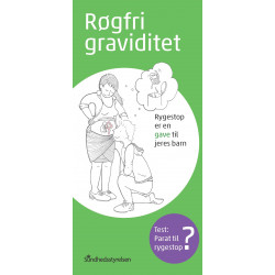 Røgfri graviditet (folder)