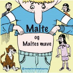 Malte og Maltes mave