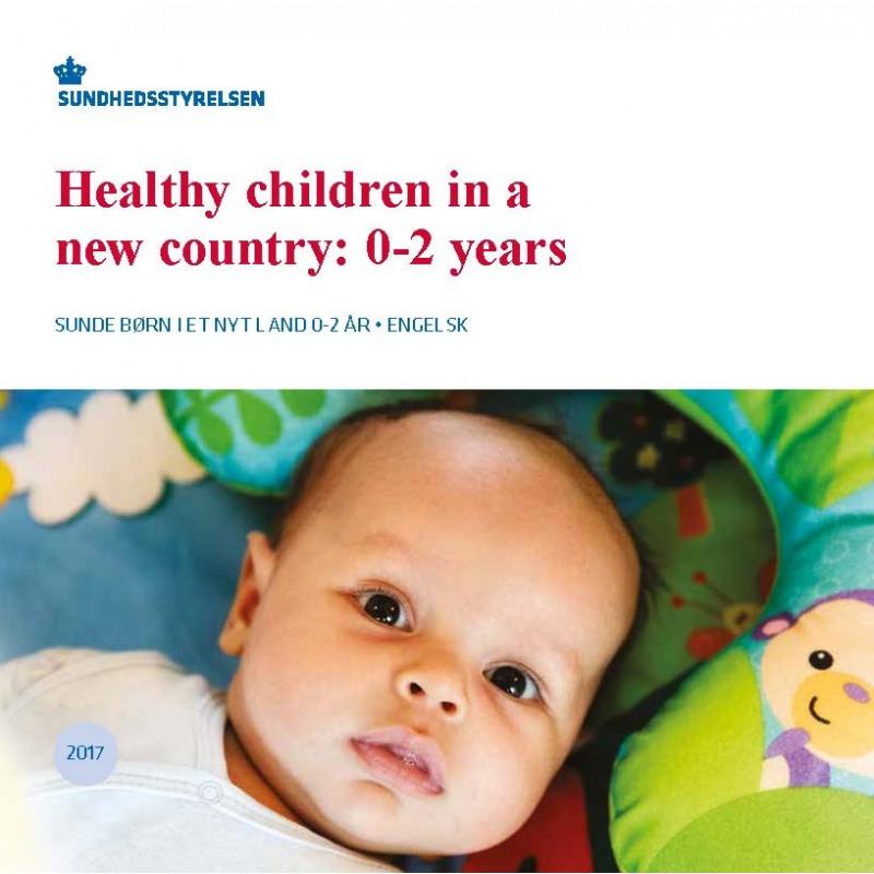 Sunde børn i et nyt land, Engelsk
