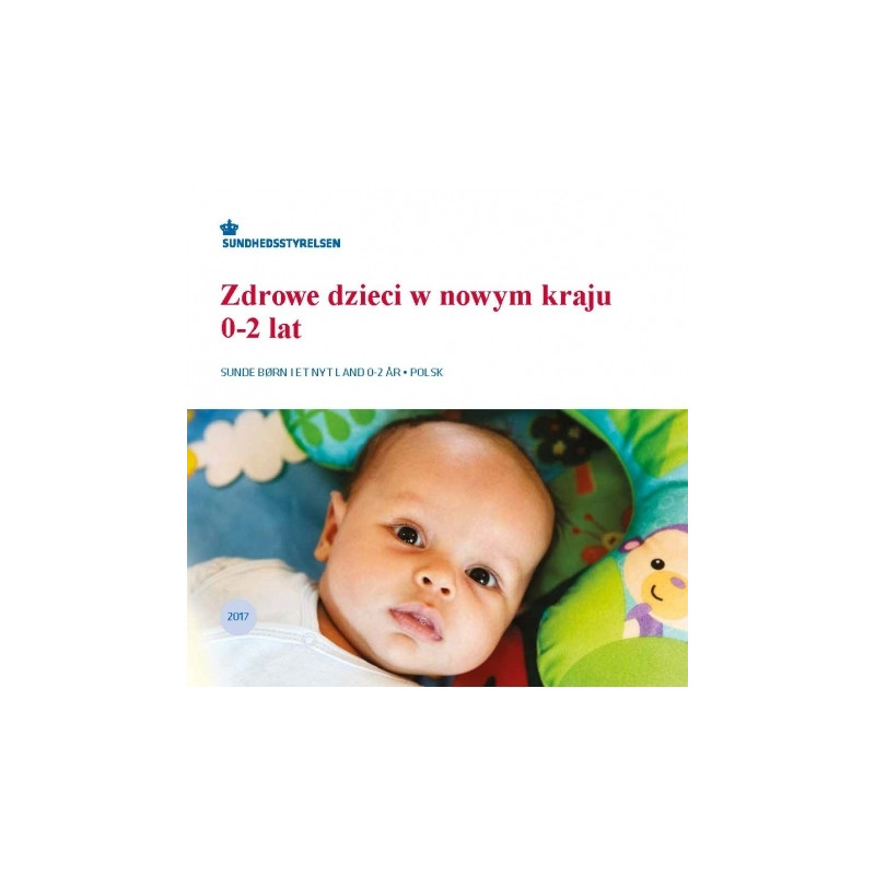 Sunde børn i et nyt land, Polsk (E-bog)