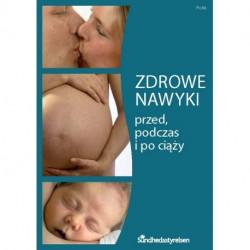 Sunde vaner - før, under og efter graviditet Polsk (E-bog)
