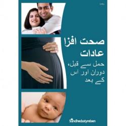 Sunde vaner - før, under og efter graviditet (E-bog)