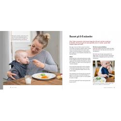 Mad til små - fra mælk til familiens mad (bog)