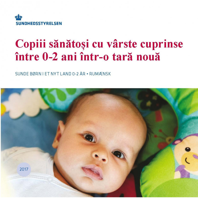 Sunde børn i et nyt land, rumænsk (E-bog)