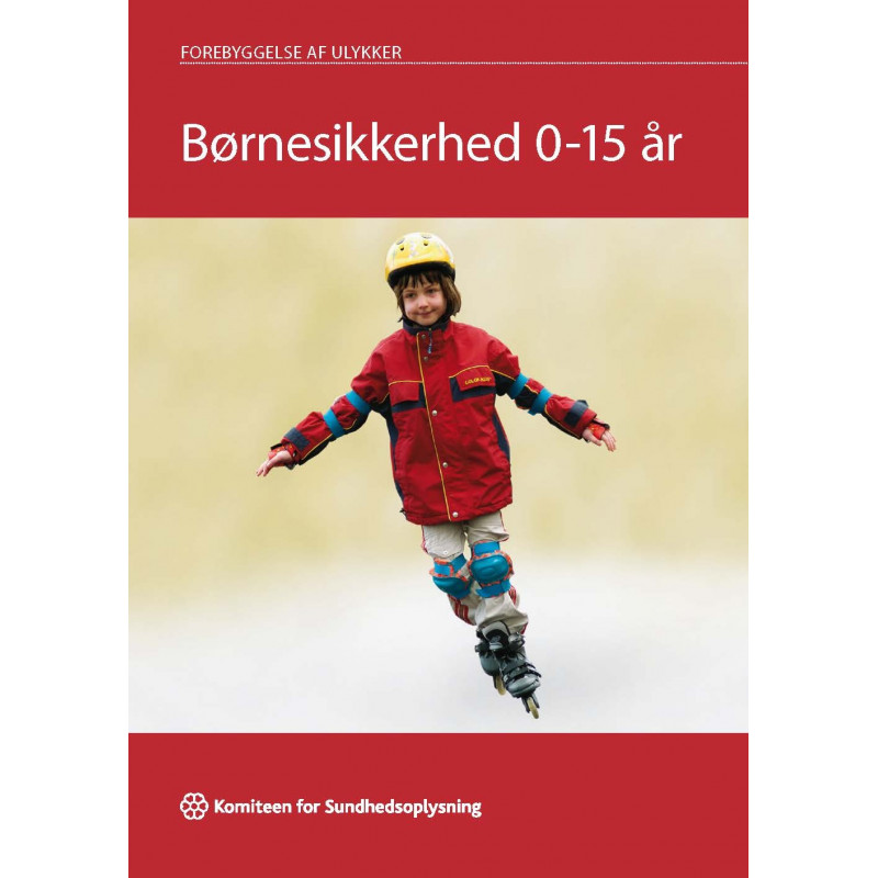Børnesikkerhed 0-15 år (bog)