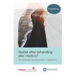 Til patienter og pårørende i psykiatrien - Levering August