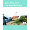 LÆR AT TACKLE - angst og depression (bog inkl. afspændings-cd)