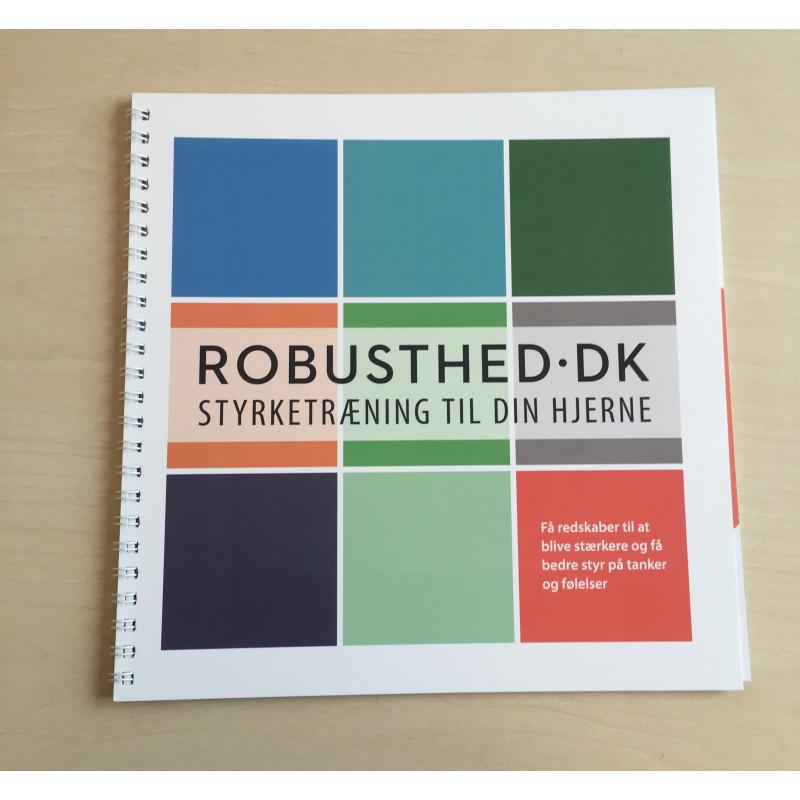ROBUSTHED.DK - Styrketræning til din hjerne (mini bog)