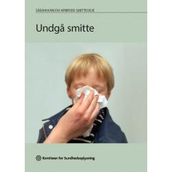 Undgå smitte  - sådan afbrydes smitteveje