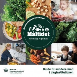 Guide til sundere mad i daginstitutionen