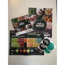 Startpakke til at arbejde med sundere mad i - daginstitutionen