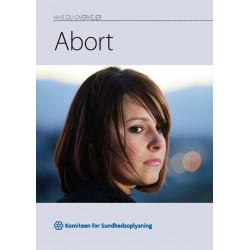 Abort - hvis du overvejer (hæfte)