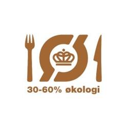A6 BRONZE KLISTERMÆRKE 30-60 %