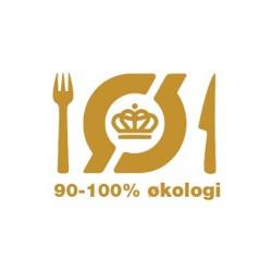 A4 GULD PAPSKILT 90-100%