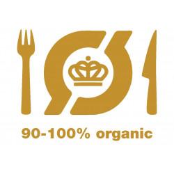 A6 Gold Sticker 90-100%