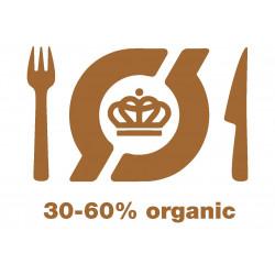 A6 Bronze Sticker 30-60%