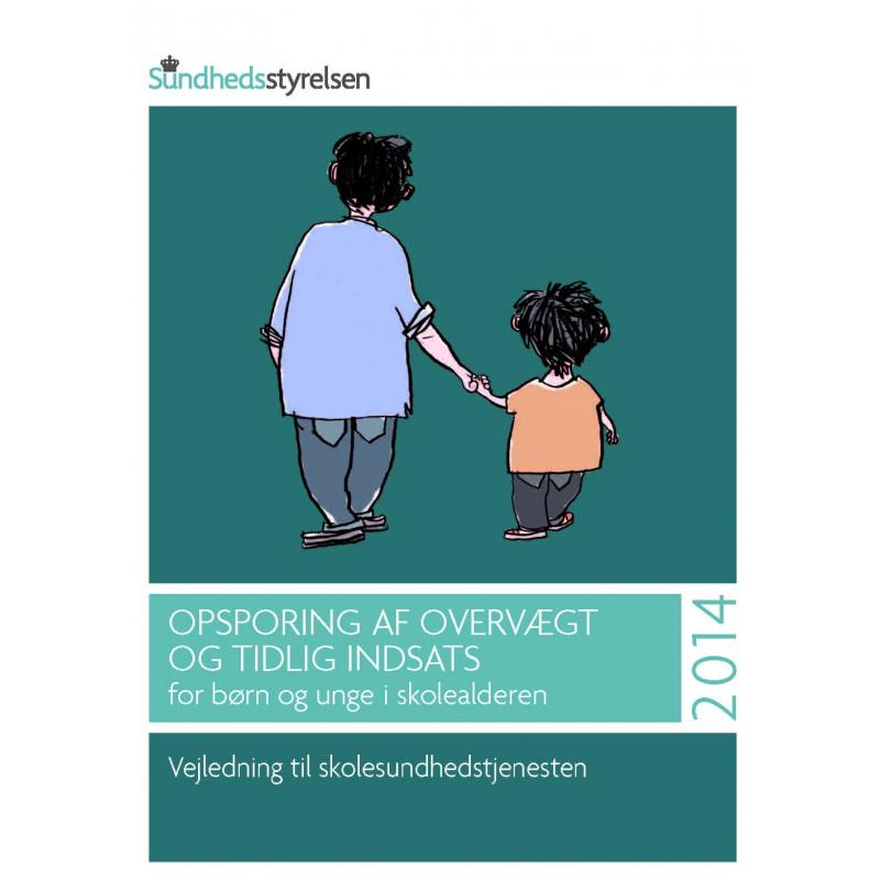 Opsporing af overvægt og tidlig indsats for børn og unge i skolealderen - www.kfsbutik.dk