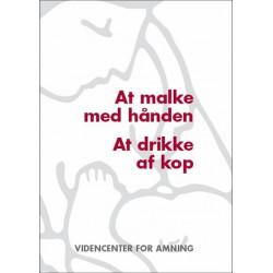 At malke med hånden, at drikke af kop (DVD)