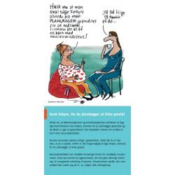 Husk folsyre, fra du planlægger at blive gravid! (flyer)