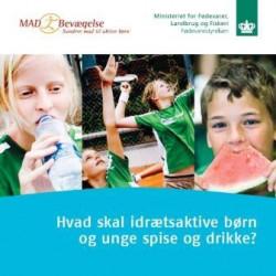 Hvad skal idrætsaktive børn og unge spise og drikke? (pjece)